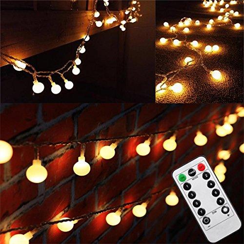 Outdoor Romantic Lighting - 1