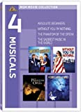 MGM Movie Collection - 4 Musicals (Absolute Beginners / Without You I'm Nothing / The Phantom of the Opera / The Saddest Music in the World)