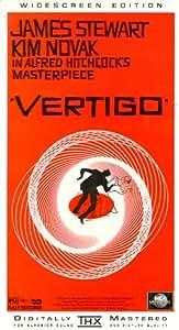 amazoncom vertigo widescreen edition vhs james