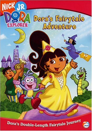 Dora the Explorer - Dora's Fairytale Adventure ()