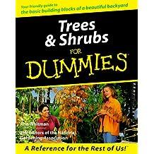 Trees & Shrubs for Dummies