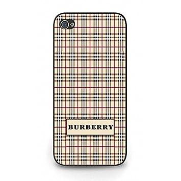 coque iphone 5 burberry