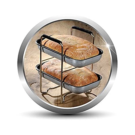 Imetec ime7815 Zero-Glu máquina del PAN sin glutine Capacidad 1 Kg ...