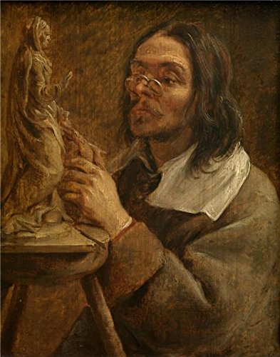 'Gonzales Coques - The Five Senses Touch, Before 1661' Oil Painting, 10x13 Inch / 25x32 Cm ,printed On High Quality Polyster Canvas ,this Reproductions Art Decorative Prints On Canvas Is Perfectly Suitalbe For Game Room Decoration And Home Decor And Gifts