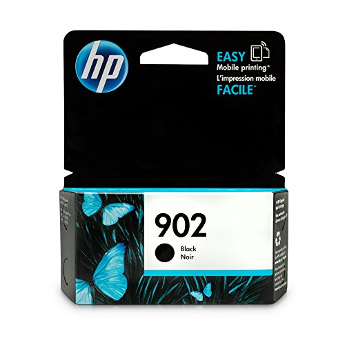 HP 902 Black Original Ink Cartridge (T6L98AN) for HP OfficeJet 6951 6954 6962 HP OfficeJet Pro 6968 6970 6975 6978 by HP