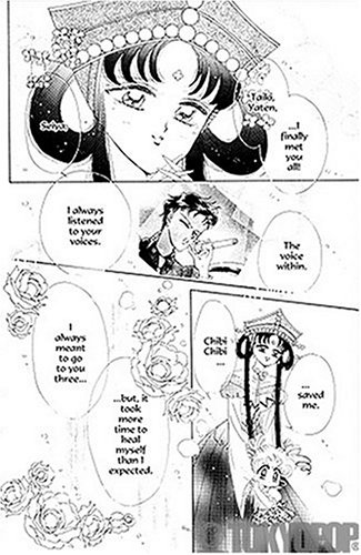 Sailor Moon Stars # 3 by TOKYOPOP (Image #2)