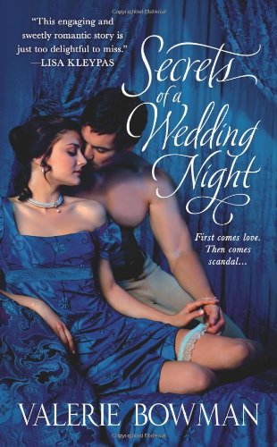 book cover of Secrets of a Wedding Night
