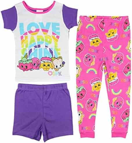 f8810e8e41 Shopping Shopkins - Sleepwear   Robes - Clothing - Girls - Clothing ...
