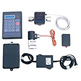 American Lubrication Equipment TIM-2002 Fluid Inventory Control System, Electronic Console, Pulse Meter, Ready Light, 1/2'' Fluid Valve and 1/2'' Fluid Adapter