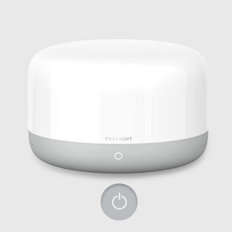 Yeelight LED Bedside Lamp D2 Smart Table Light RGBW Dim for Apple Homekit Google Assistant Smart Home Device Voice Control Alexa