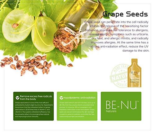 Benu Naturals Resveratrol Antioxidant Fruit Blend (1)
