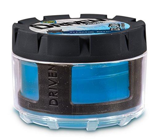 Refresh Your Car Driven E300884500 Gel Can, Titanium Rain, 3 oz