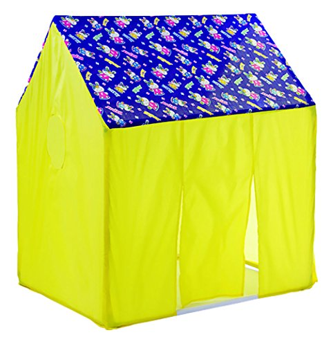 Lovely Toys Yellow Kids Playing Baby Tent House With Light price