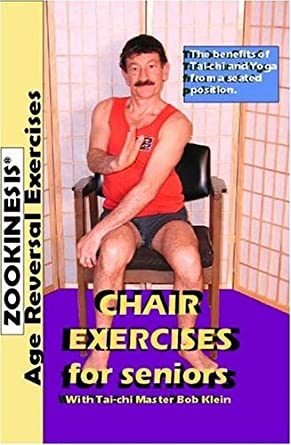 Zookinesis Chair Exercise For Seniors Edizione: Stati Uniti ...