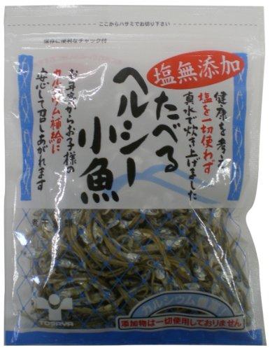 Tosa-ya to eat healthy small fish 50gX10 by Tosaya