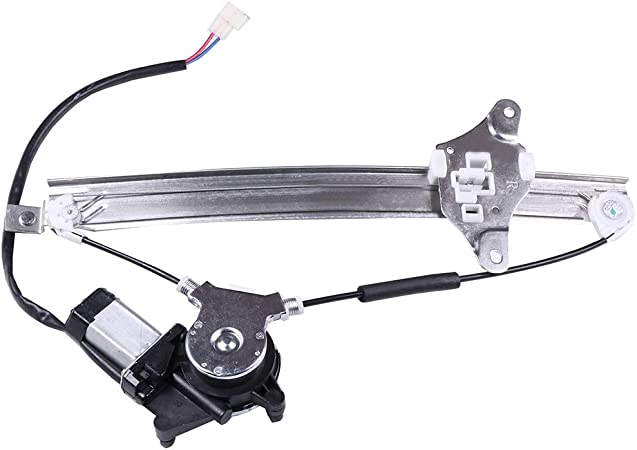 Rear Right Passengers Side Power Window Regulator with Motor Assembly Replacement fit for 1992-1996 Toyota Camry Sedan 6983032090