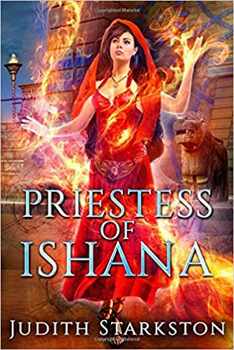 Judith Starkston signs PRIESTESS OF ISHANA @ The Poisoned Pen Bookstore