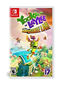 Yooka-Laylee: The Impossible Lair - Nintendo Switch