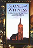 Stones of Witness, Colin Cunningham, 0750912251