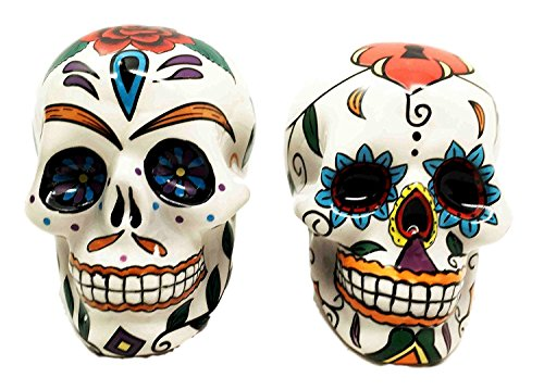 Love Never Dies Sugar Skulls Day