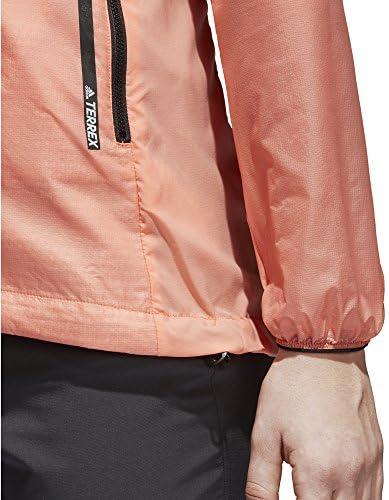 adidas w AGR Ho ashiel–Veste, Femme, Orange (cortiz)