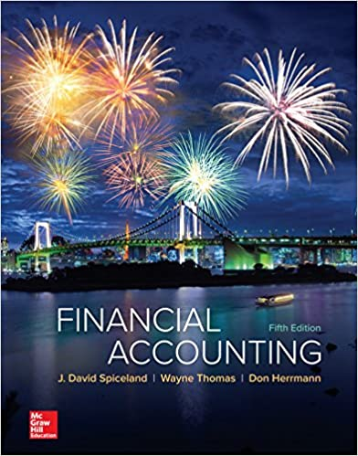 Financial Accounting by Spiceland/Thomas/Herrmann
