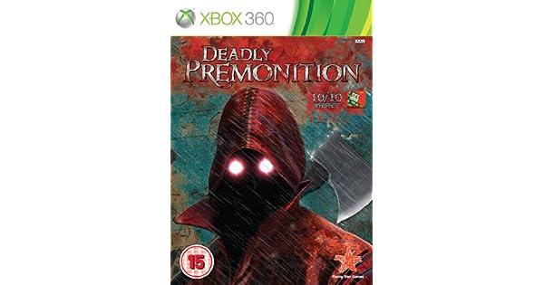 Deadly Premonition (Xbox 360) [Importación inglesa]: Amazon.es ...