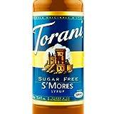 Torani Sugar Free S'mores Flavoring Syrup - 750 ml by Torani