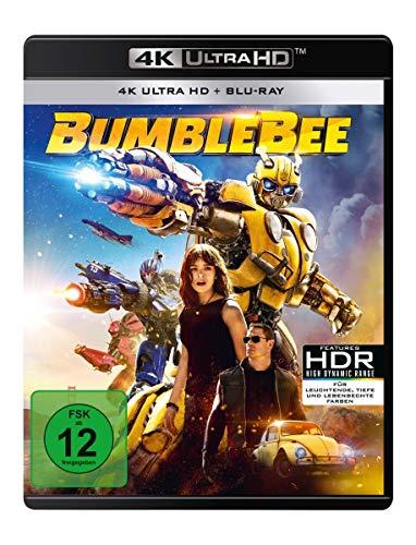 Bumblebee (4K Ultra HD) (+ Blu-ray 2D) [2018]