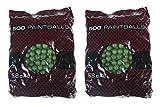GI Sportz XBALL Certified Midnight Paintballs