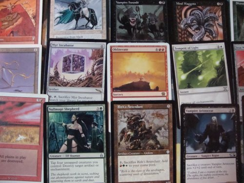 100 Magic the Gathering Cards Premium MTG Cards Includes 50+ Rares/Uncommons Collection Foils/mythics possible!