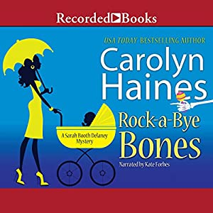 Rock-a-Bye Bones Audiobook