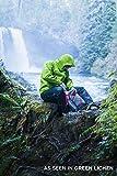 Marmot Minimalist Men's Lightweight Waterproof Rain Jacket, GORE-TEX with PACLITE Technology, Jet Black, Small