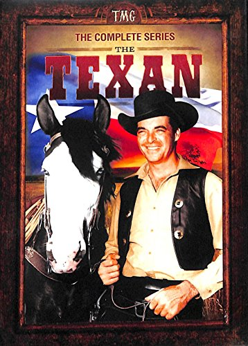 (The Texan: The Complete Series (70 Episodes))