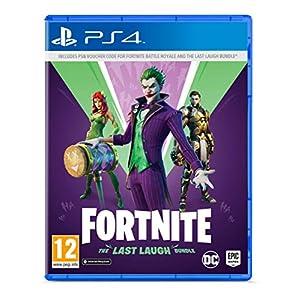 Fortnite: The Last Laugh Bundle (PS4) [ Downloadable Code]