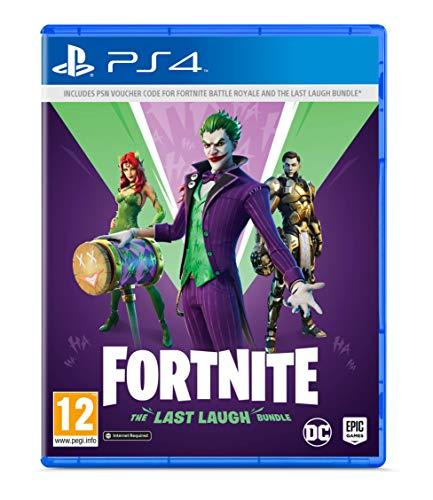 Fortnite: The Last Laugh Bundle (PS4)