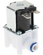 Blesiya 1/4 Inch 12V Inlet Feed Water Solenoid Valve N/C
