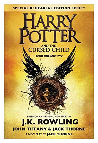 Harry Potter and the Cursed Child - Parts One & Two (Hardcover)-Brand...