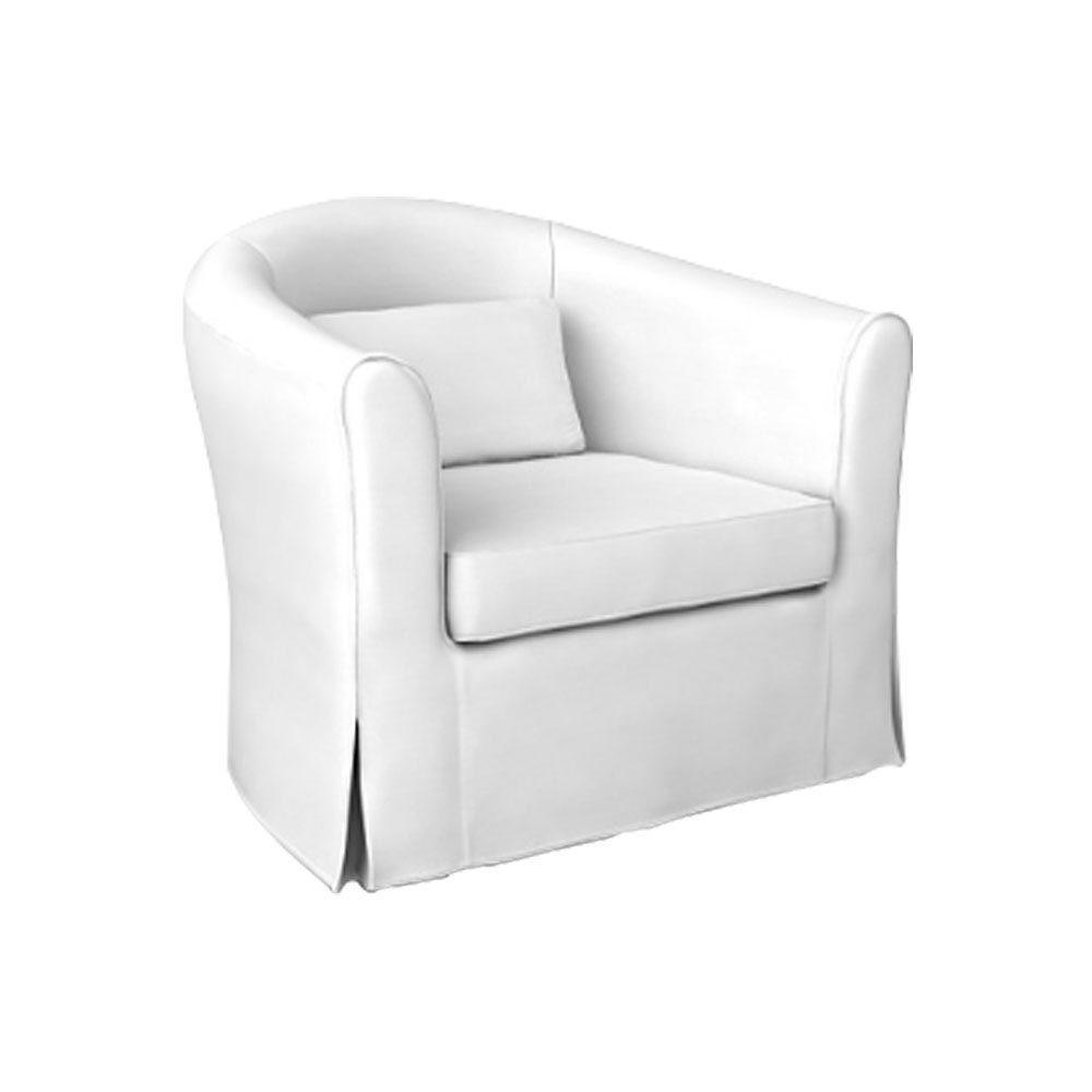 TLYESD Tullsta Armchair Cotton Cover for The IKEA Tullsta Chair Slipcover