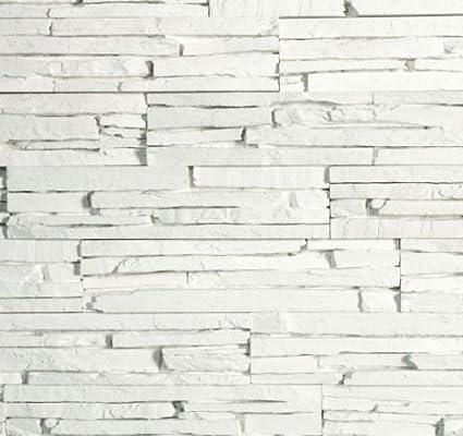 Modulo Oslo Easyfix Wall Cover Back Splash, Faux Gypsum Stone Veneer For  Interior Decor.