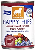 Dogswell Happy Hips Lamb & Sweet Potato – 12 x 13 oz Review