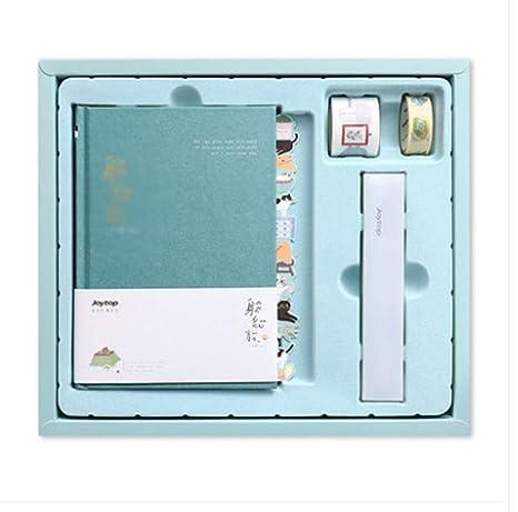 Amazon.com: BUSONG Juego de libros de mano a cuadros, libro ...