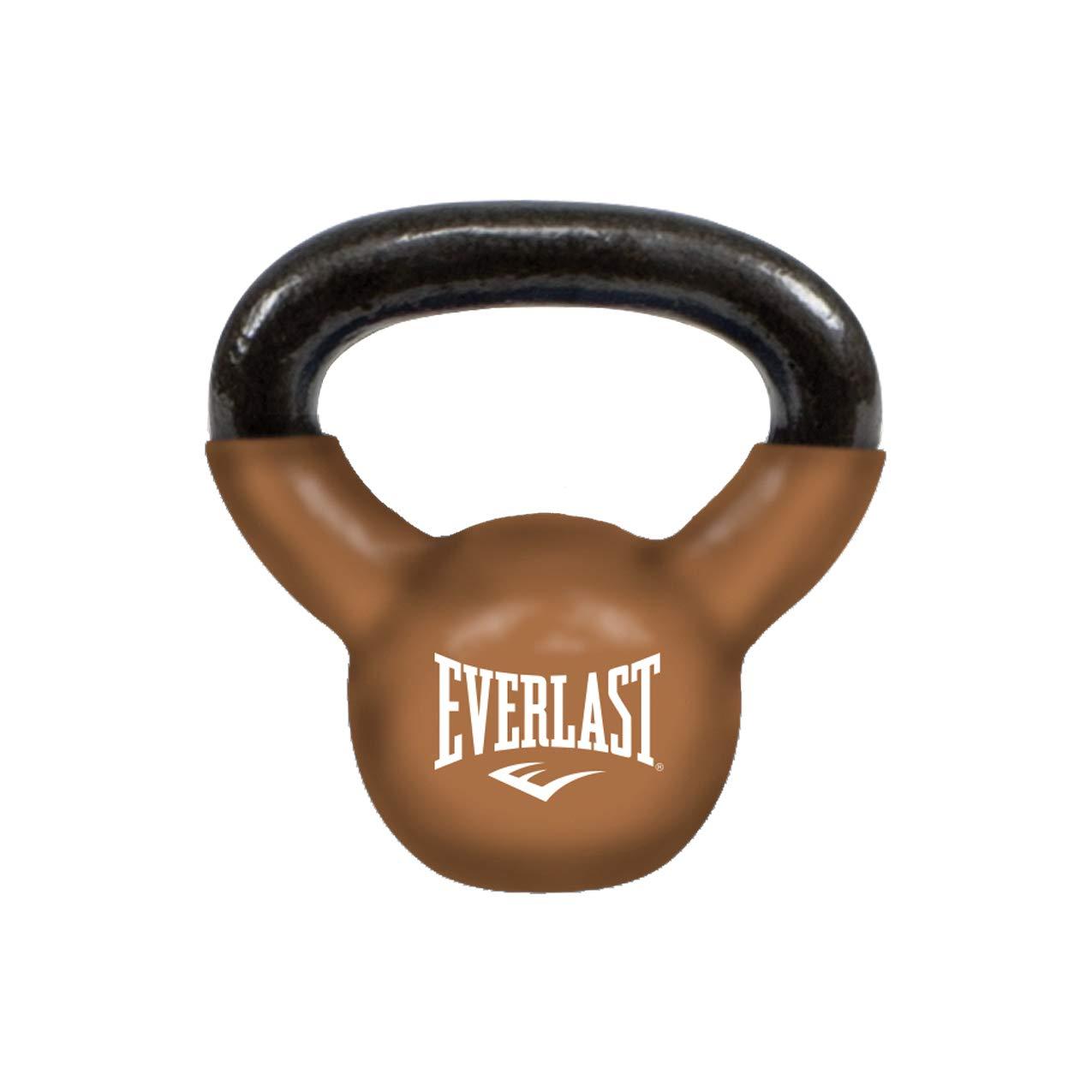 Everlast New 10 lb Vinyl Dipped Kettlebell