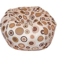 Ahh! Products Bubbly Latte Washable Kid Bean Bag Chair