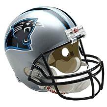 Riddell NFL Carolina Panthers Deluxe Replica Football Helmet