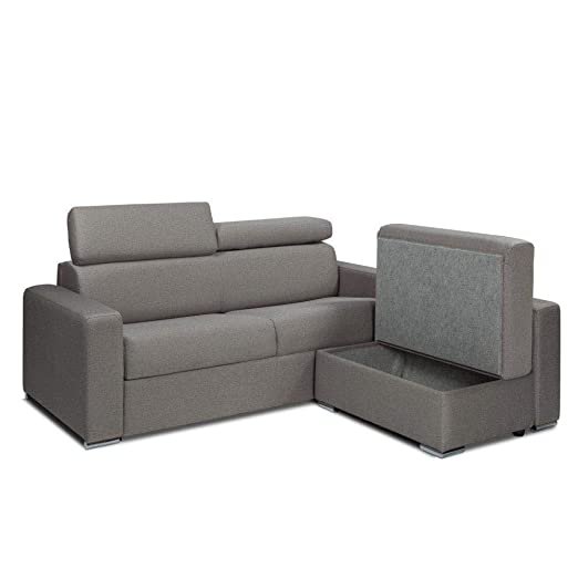 Inside sofá de Esquina Sidney Compact Convertible Rapido con ...