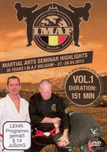 Martial Arts Seminar Highlights : 35 Years I.M.A.F. Belgium 27, 28.04.2013 - Vol. 1 (Im Martial Arts A)