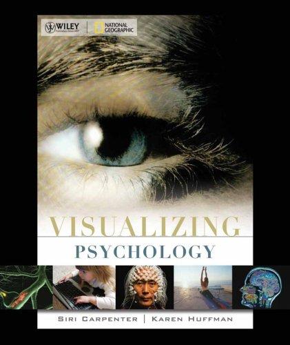 Visualizing Psychology (Visualizing Series)