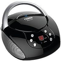 Naxa Bluetooth Streaming CD/CD-R/RW Boom Box