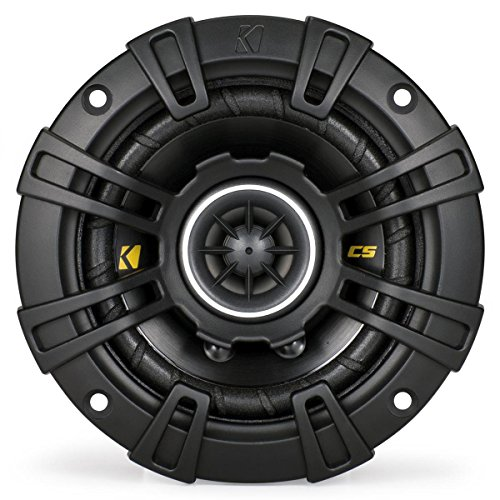 150w Coaxial Speaker - Kicker 40CS44 4-Inch 150W 2 Way Coaxial Speakers (Pair)